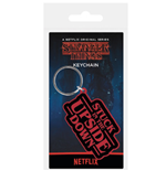 Portachiavi Stranger Things Upside Down Keychain