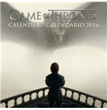 Calendario Calendar 2016 Game Of Thrones