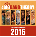 Calendario Calendar 2016 The Big Bang Theory 2