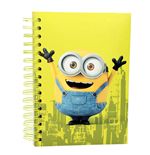 Taccuino Minions Bob Notebook W/LIGHT And Sound