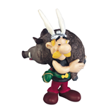 Figura Asterix Asterix With Boar Figure