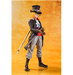 Figura One Piece Zero Sabo Film Gold