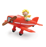 Figura Little Prince In His Plane Figure