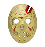 Friday 13TH Jason Pt 4 Mask Replica