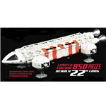 Replica Space 1999 Rescue Eagle Prebuilt 1/48