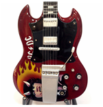 Replica Mini Guitar Ac / Dc Tribute Angus Young