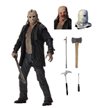 Action Figure Friday The 13TH Ultimate Jason (2009)