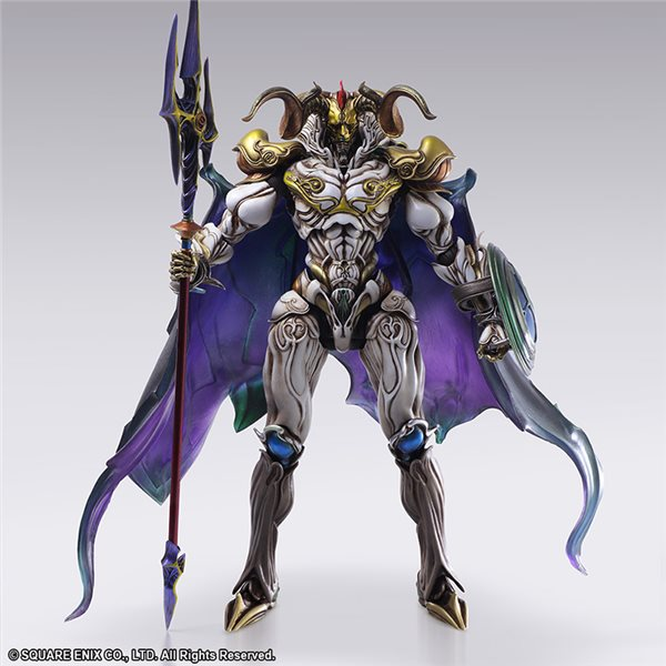 Action Figure Final Fantasy Creatures Bring Arts Odin