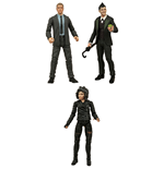 Action Figure Gotham Select Af Set (3)