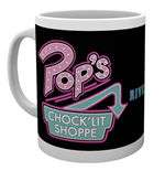 Riverdale: Pops On Black (Tazza)