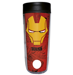 Travel Mug 533 Ml Marvel Young Adult Iron Man