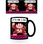 Donkey Kong (It'S On Like) 11Oz Coloured Mug