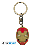 "Marvel - Keychain ""Iron Man"" X4"