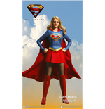 Action Figure Supergirl 1/8 Collectible Af