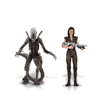 Action Figure Aliens Series 14 Af SET(2)