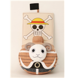 Peluches One Piece Going Merry 25 Cm Plush