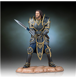 Statua World Of Warcraft Lothar Statue
