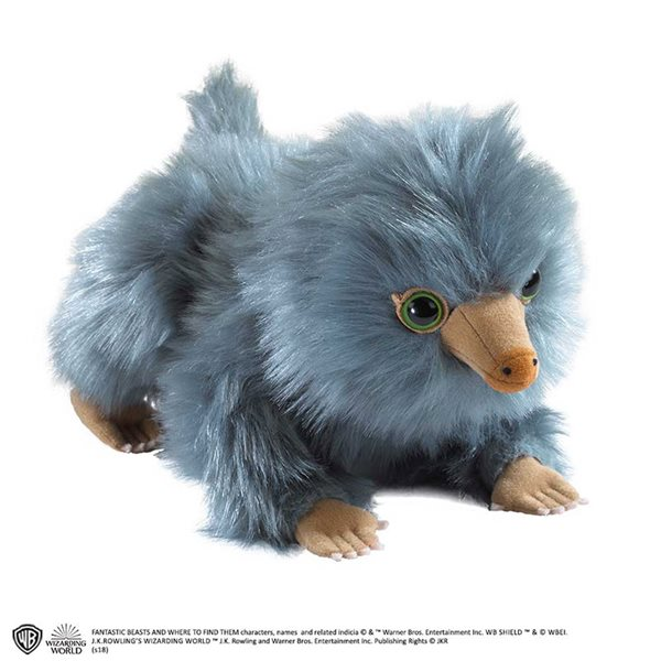 Peluches Fb Baby Niffler Grey Plush