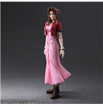 Action Figure FF7 Crisis Core Aerith Gainsborough