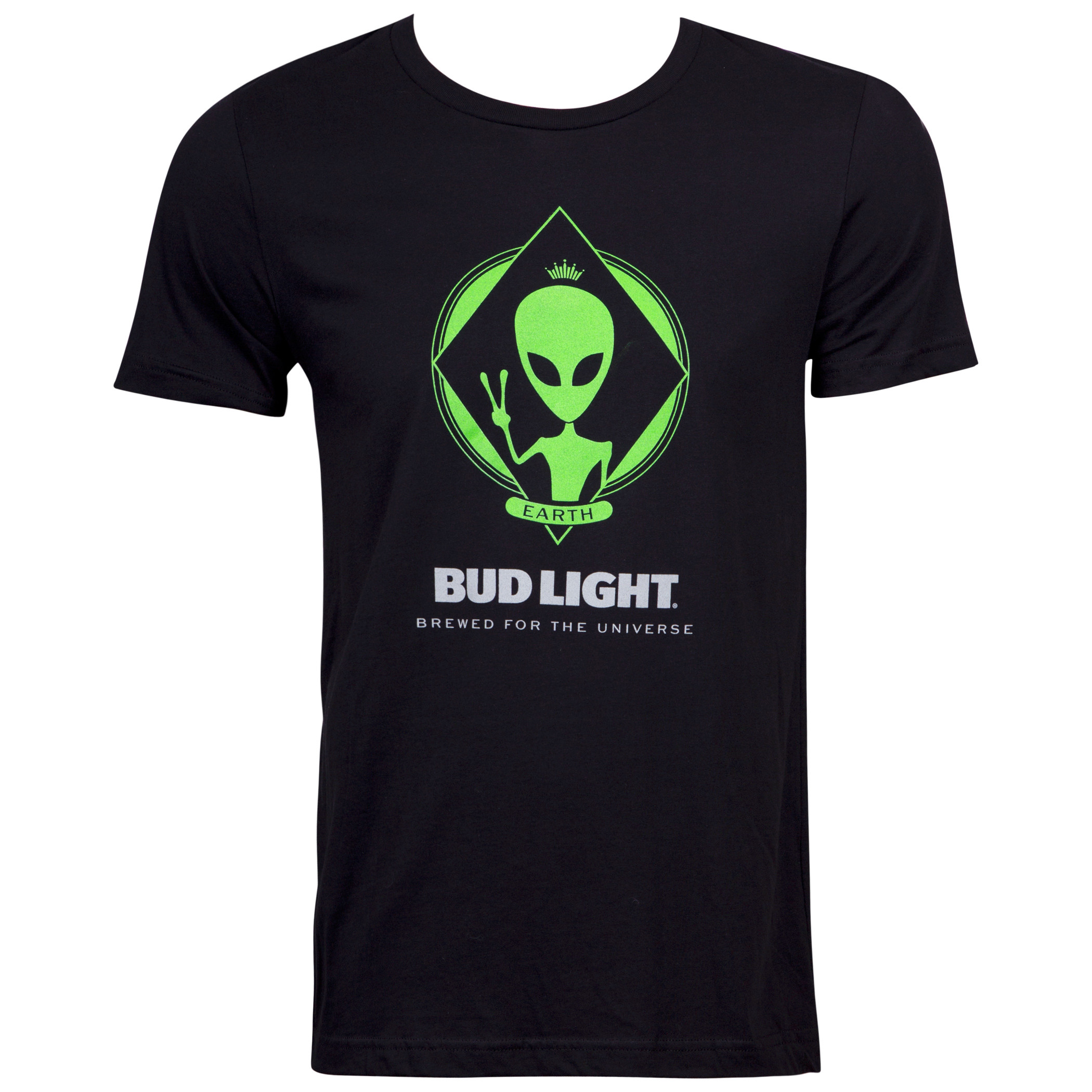 T-shirt Bud Light da uomo