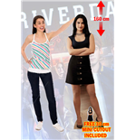 Sagomato Lifesize Riverdale Veronica Lodge Lifesize Cutout