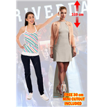 Sagomato Lifesize Riverdale Betty Cooper Lifesize Cutout