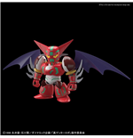 Model Kit Sd Cross Silhouette Shin Getter
