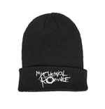 Cappellino My Chemical Romance THE BLACK PARADE LOGO