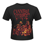 T-shirt Cannibal Corpse 369398
