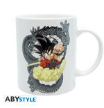 Dragon Ball - Db/ Goku & Shenron Porcelain (Tazza 320 Ml)