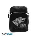 Game Of Thrones - Stark Small Size Hook (Borsa A Tracolla)