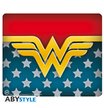 Dc Comics - Wonder Woman Logo (Mousepad)