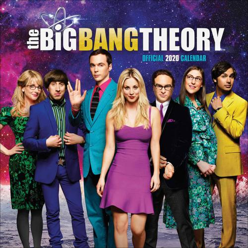 Calendario Big Bang Theory 370878