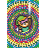 The Legend Of Zelda (Collectables) Poster