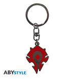 "World Of Warcraft- Keychain ""Horde"" X4"