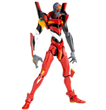 Action Figure Revoltech Nge Eva 02 Evolution 011 Af