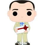Funko Pop! Movies: - Forrest Gump - Forest W/ Chocoletes