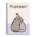 Pusheen The Cat (Quaderno Copertina Rigida A4)