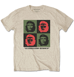 T-shirt Che Guevara unisex - Design: Blocks
