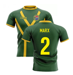 T-shirt Sud Africa rugby 2019-2020