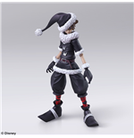 Action Figure Kh Ii Bring Arts Sora Christmas Town Ver