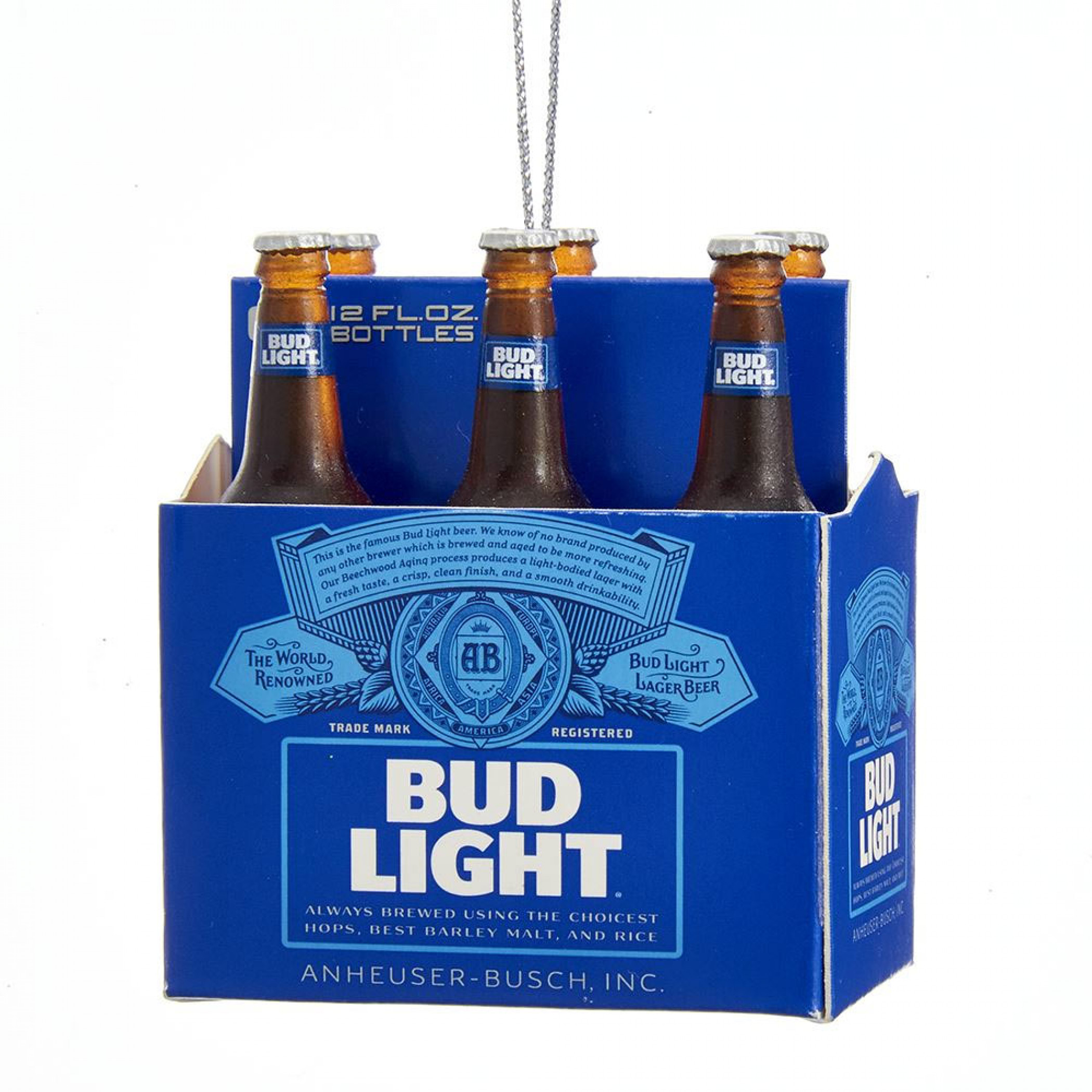 Decorazioni natalizie Bud Light