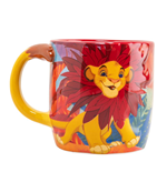 The Lion King  - Simba Mug Shaped (Boxed)
