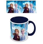 Frozen 2 (Guiding Spirit) Blue Inner C Mug