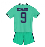 Kit da calcio per bambino Real Madrid 2019-2020 Third