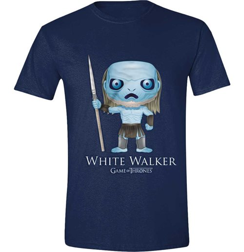 Game Of THRONES: Pop Art White Walker (T-SHIRT Unisex )