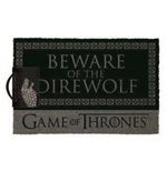 Game Of Thrones - Beware Of The Direwolf (Zerbino)
