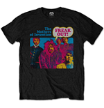 T-shirt Frank Zappa unisex - Design: Freak Out!