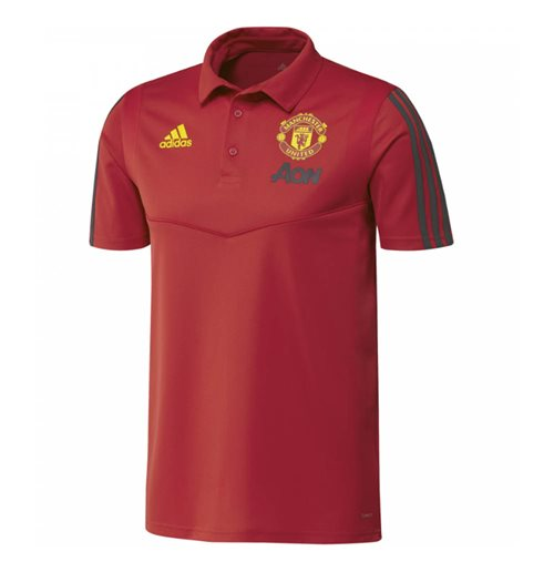 Polo Manchester United 2019-2020 (Rosso)