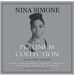 Vinile Nina Simone - The Platinum Collection White Vinyl (3 Lp)
